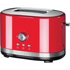 KitchenAid Toaster mit manueller Bedienung Empire Rot 5KMT2116EER