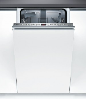 Bosch Exclusiv, Made in Germany SuperSilence  Geschirrspüler 45 cm vollintegriert SPV46ID00D